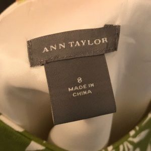 Ann Taylor Dresses - Strapless Ann Taylor summer dress